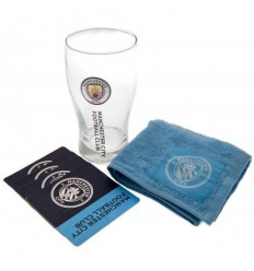 Manchester City FC Mini Bar Set