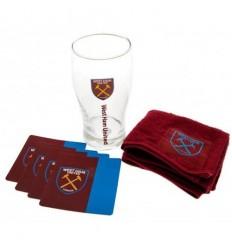 West Ham United FC Mini Bar Set