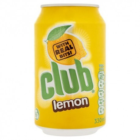 Club Lemon - 330ml