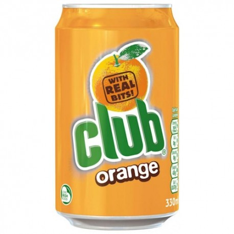 Club Orange - 330ml