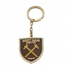West Ham United FC Keyring