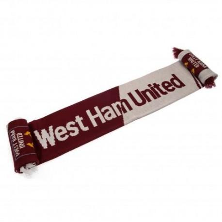 West Ham United FC Scarf