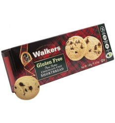 Walkers GF Chocolate Chip Shortbread - 140g