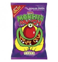 Walkers Pickled Onion Monster Munch - 40g