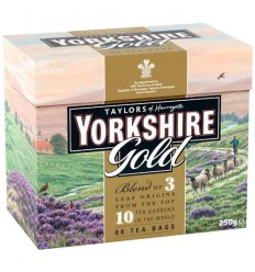 Yorkshire Gold Tea Bags - 80