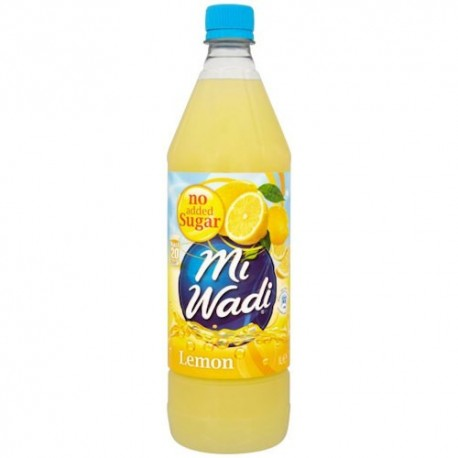 Miwadi NAS Lemon - 1L (Pickup Only)