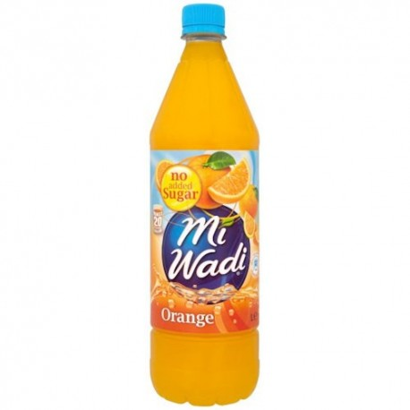 Miwadi NAS Orange - 1L (Pickup Only)