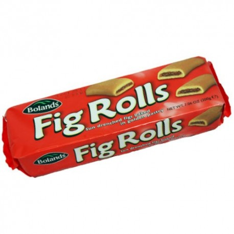 Bolands Fig Rolls - 200g
