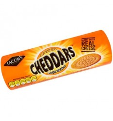 Jacob's Cheddars Biscuits - 150g