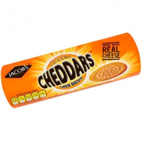 Jacobs Cheddars Biscuits - 150g