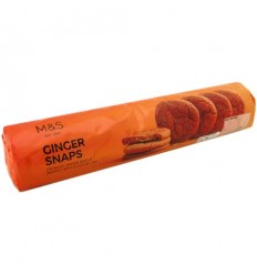 Marks & Spencer Ginger Snaps - 250g