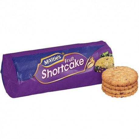 McVitie's Fruit Shortcake Biscuits - 200g
