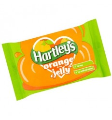 Hartley's Wobbly Orange Jelly - 135g