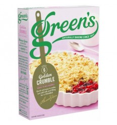 Green's Crumble Topping 280g