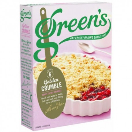 greens crumble