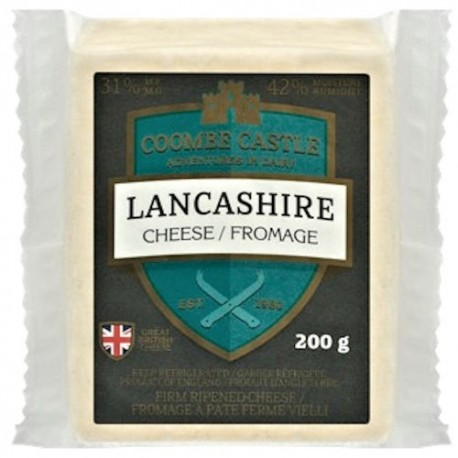 Coombe Castle Lancashire Cheese