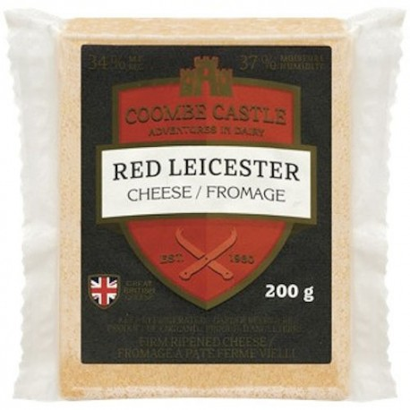 Coombe Castle Red Leicester Cheese