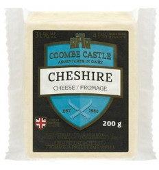 Coombe Castle Cheshire Cheese (Pickup Only)