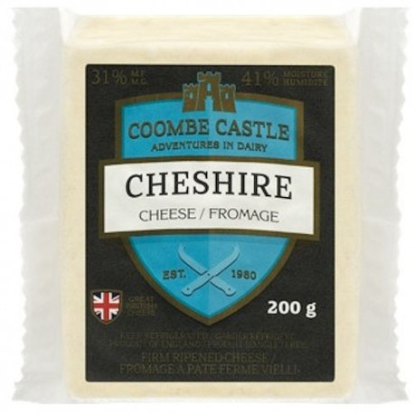 Coombe Castle Cheshire Cheese