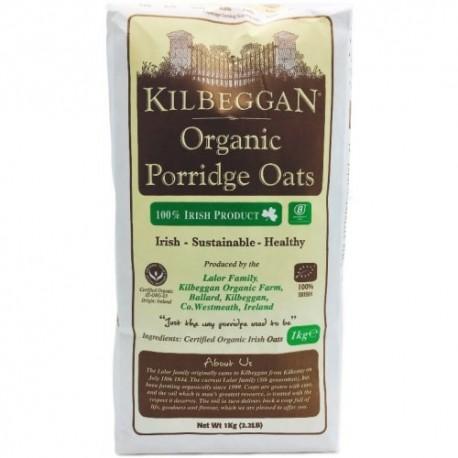 Kilbeggan Organic Irish Porridge - 1Kg