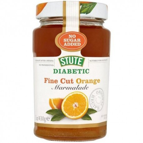 Stute Diabetic Fine Orange Marmalade - 430g