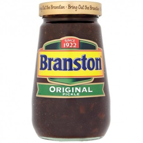 C & B Branston Pickle Original - 520g
