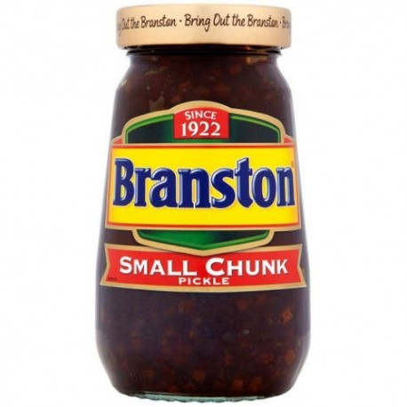 C & B Branston Pickle Small Chunk - 520g