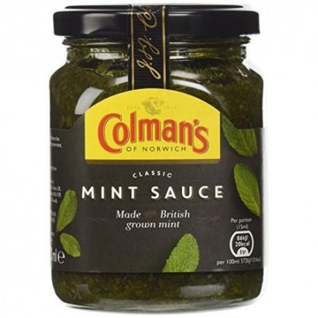 Colmans Classic Mint Sauce - 165g