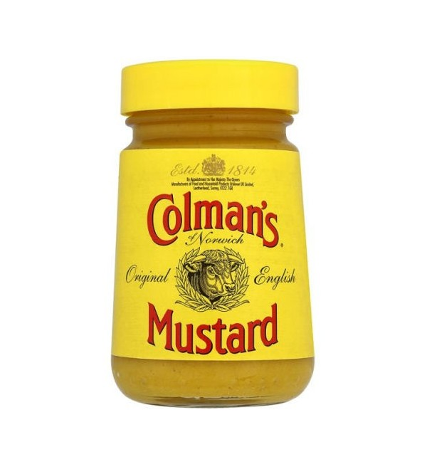 Colmans English Mustard 100g A Bit Of Home Canada