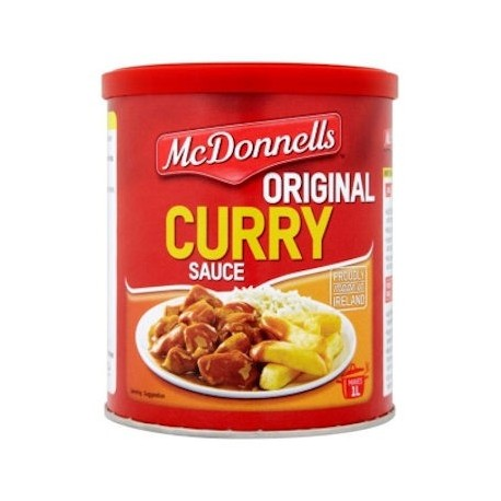 McDonnells Original Curry Sauce - 250g