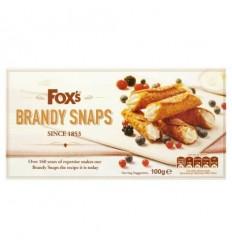 Fox's Brandy Snaps - 100g