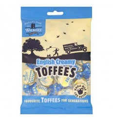 Walker's Nonsuch English Creamy Toffees - 150g