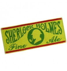 Sherlock Holmes Ale Bar Towel