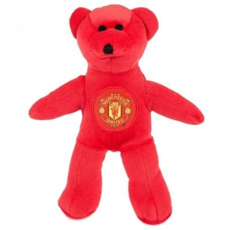 Manchester United FC Beanie Bear