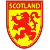 Scotland Lion Rampant Shield Sticker