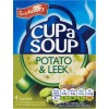 Batchelors Potato & Leek Cup a Soup - 4 Pack