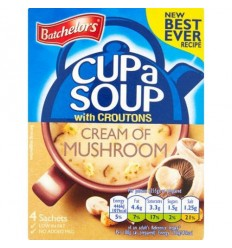 Batchelors Cream of Mushroom Cup a Soup