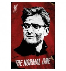 Liverpool FC Poster - The Normal One