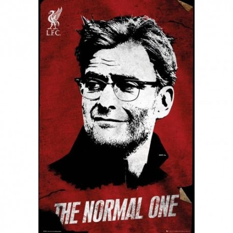 Liverpool FC Folded Poster - Normal One