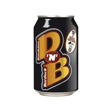 Barr Dandelion & Burdock - 330ml