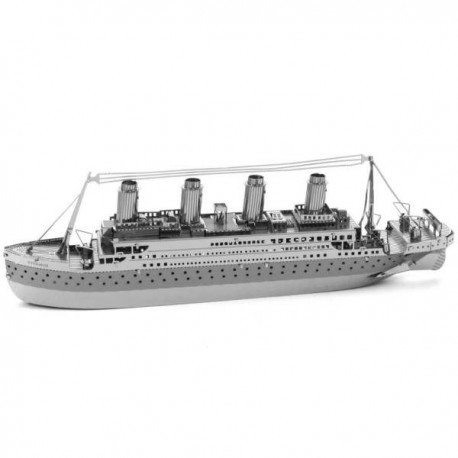 Titanic 3D Metal Model Kit