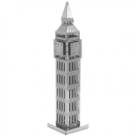 Big Ben 3D Metal Model Kit