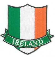 Ireland Tricolour Crest Patch