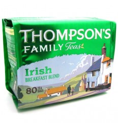 Thompson's Irish Breakfast Tea Bags - 80