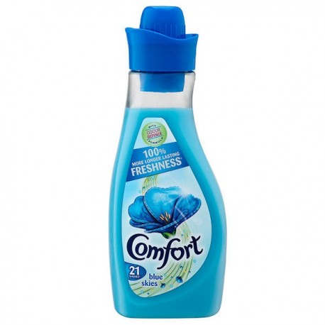 Comfort Blue Skies Fabric Softener
