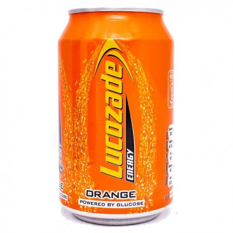 Lucozade Energy Orange - 330ml