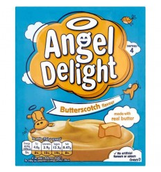 Bird's Angel Delight Butterscotch - 59g