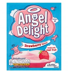 Bird's Angel Delight Strawberry - 59g