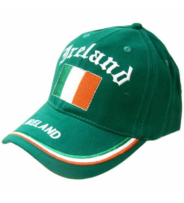 Ireland Flag Green Baseball Cap A Bit Of Home Canada
