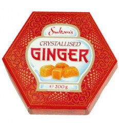 Sultan's Crystallised Ginger